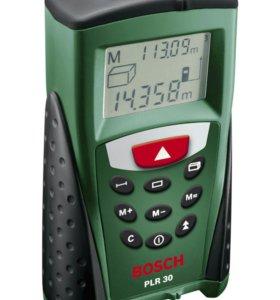 Лазерный дальномер BOSCH PLR 30(Лазерная рулетка)