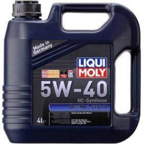 Масло моторное Liqui Moly Optimal Synth 5W-40 4л