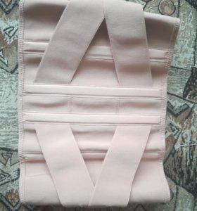 Пояс-корсет ортопедический, р-р XL.