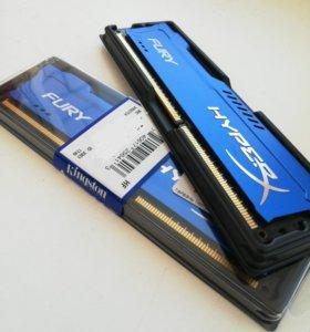 RAM DDR3 HyperX 4gb
