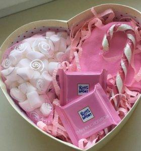 Подарок для девушки/девочки