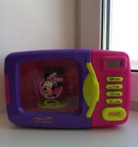 Микроволновая печь игрушка
