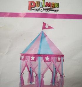 Игровая палатка-замок принцессы