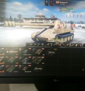 World of tanks, танки, игра, скорп, 252, лора