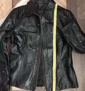 Курточка ЭКО кожа ,р 46-48