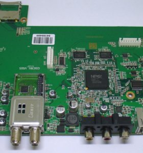 Плата главная ресивера GS-6301