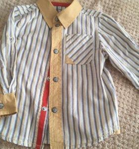 Рубашка, размер 80 см