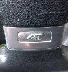 Golf 5 R32 дверные карты