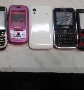 Корпуса на телефоны