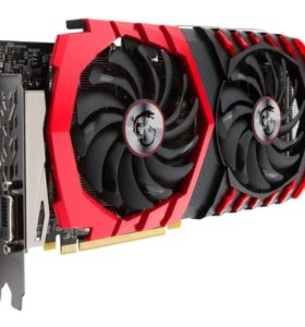 Видеокарта MSI Radeon RX 570 Gaming X 4 GB