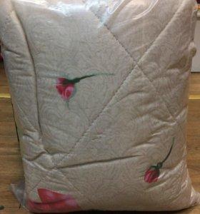 Одеяло, Вата, 300 г/м2, 205*140 см
