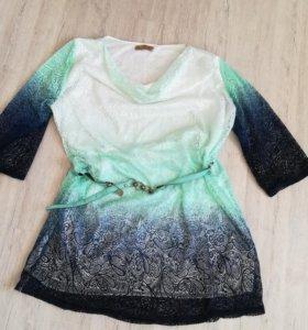 Платье - градиент