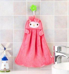 мягкое полотенце для детских рук