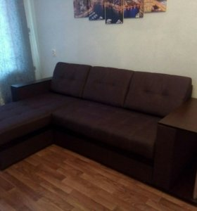 Угловой диван на пружинах  новый