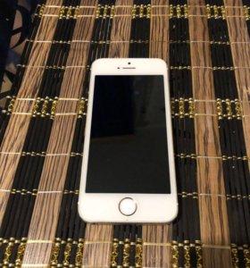 Продам IPhone 5s Gold, 16 Gb