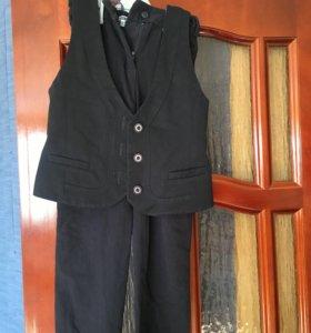 Школьная форма штаны и жилетка
