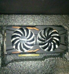 Видеокарта nvidia geforce GTX 1050ti 4gb