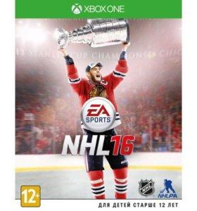 NHL 16 для XBox one