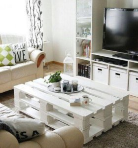 Поддоны для дизайна, палета, мебель из европалет