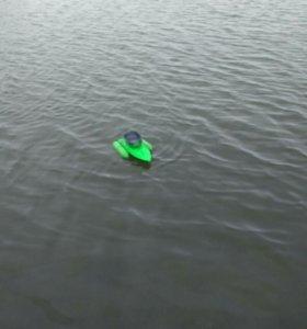 Кораблик для рыбалки, завоза прикормки и снастей!