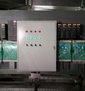 Шкафы управления вентиляцией в наличии и на заказ