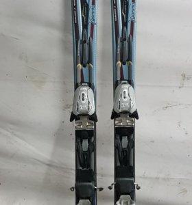 Лыжи горные Volkl женские 156 см.