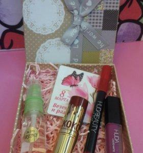 BeautyBox к 8 Марта