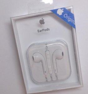 Гарнитура Apple EarPods MD827ZM/B