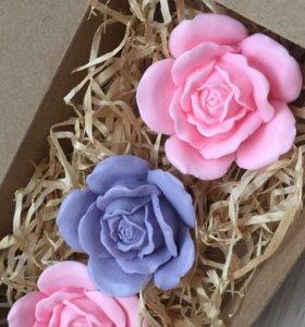 Набор из 3 роз. Подарок девушке🌹