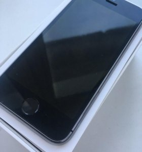 iphone 5s space gray (16gb)