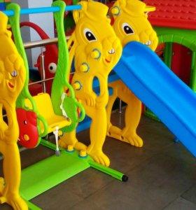 Детский игровой комплекс Pilsan (06-140)