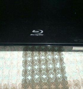 Blu-ray SAMSUNG плеер проигрыватель