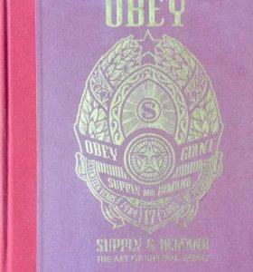 Obey, supply & demand, книга 📖