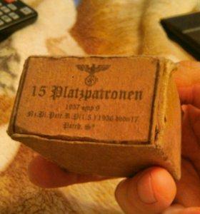 Коробка для паронов