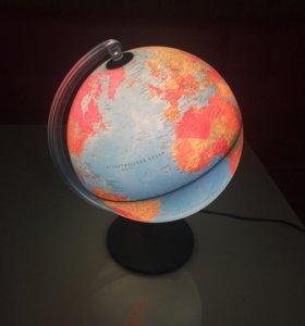 Светильник как украшение интерьера и учебы
