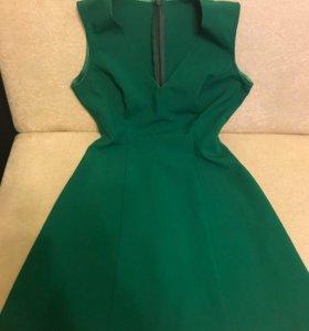 Платье, халатик
