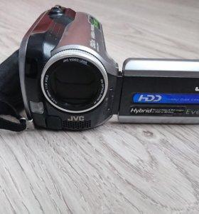 Видеокамера JVC GZ-MG177ER