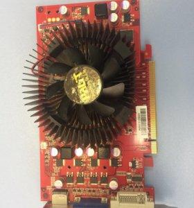 Видеокарта nvidia GF9800GT. 512Mb
