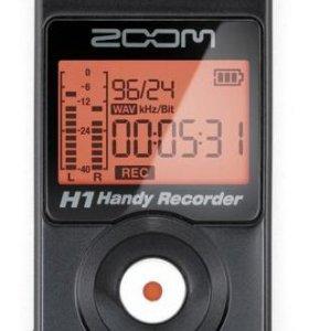 Звуковой рекордер Zoom H1