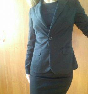 Пиджак офисный (новый)