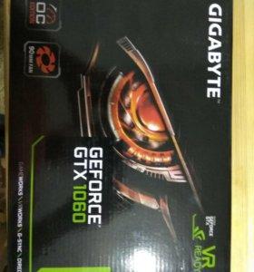 Видеокарта GeForce GTX 1060 6G