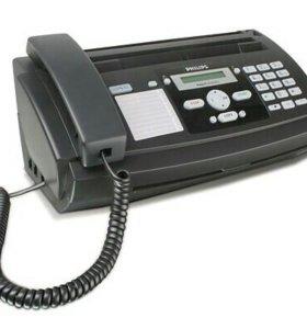 Факс-копир с телефоном. Торг уместен.