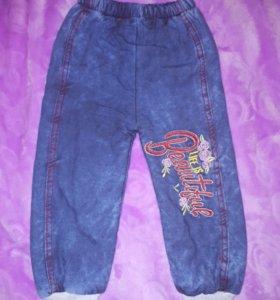 Джинсвая штанишка