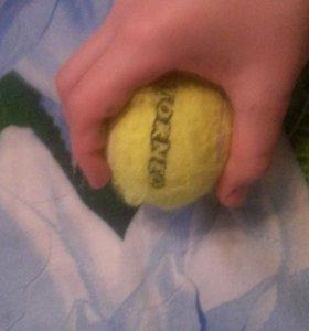 Мячик тенистный
