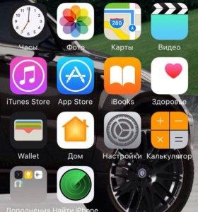 Продам айфон 5 16г