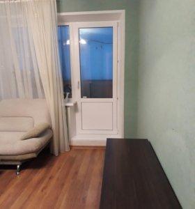Квартира, 3 комнаты, 60.8 м²