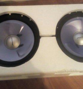 Новые аудиоколонки Pioneer
