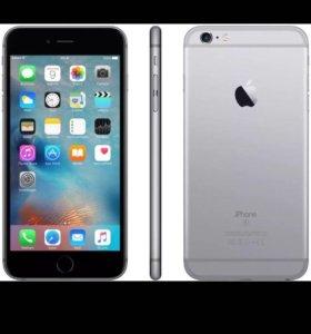 Продам телефон айфон 6s на 64гб