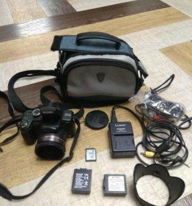 Фотоаппарат с ультразумом Panasonic FZ38