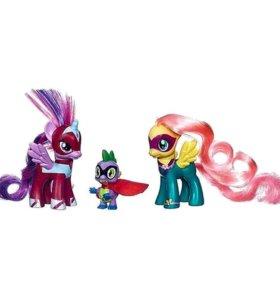 Набор Пони - Волшебная сила дружбы